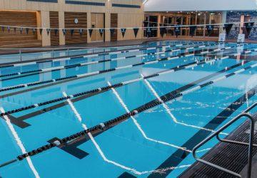 University of South Australia swimming Pool