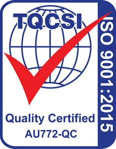 TQCSI ISO 9001:2015