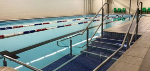 Renmark indoor pool renovation - commercial renovation of the year