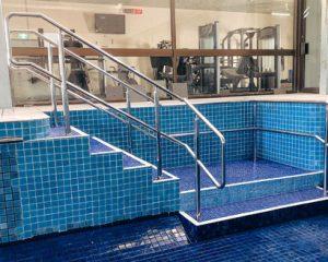 Alan coulter rec centre pool upgrades