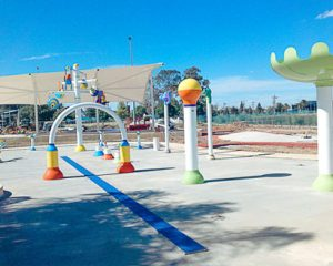 design and construct water parks