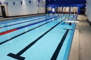 findon swim centre pool construction with disability access