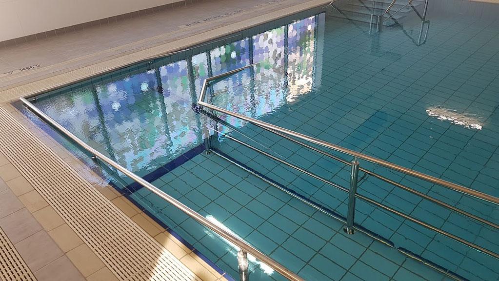 hospital rehabilitation pool modbury