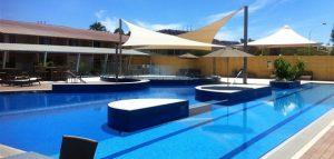 Resort Pool in Northern Territory
