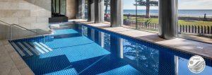 inground swimming pool at Glenelg