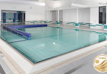 hydrotherapy pool for aged care and disability