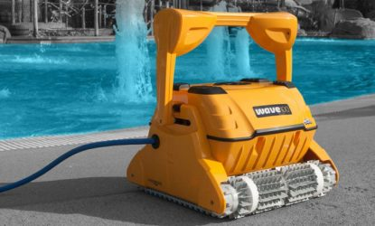 wave 100 commercial pool vacuum